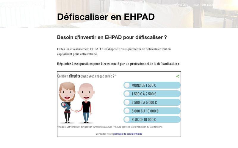 Quelques conseils avant de défiscaliser en EHPAD